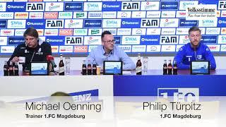 FCM vor Spiel gegen Darmstadt