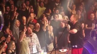 Krucipüsk - Lucerna Music Bar Praha -  16.03.2017