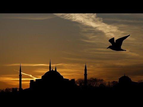 Αντιδράσεις στις εξαγγελίες Ερντογάν για την Αγία Σοφία…