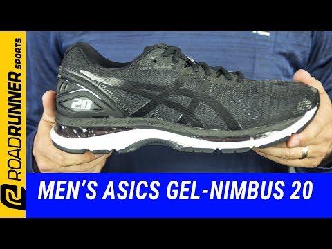 Mens ASICS GEL-Nimbus 20   Fit Expert Review