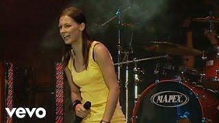 Christina Stürmer - Scherbenmeer (Live von der Kaiserwiese Wien / 2007)