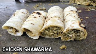Chicken Shawarma - Best Chicken Shawarma In Delhi