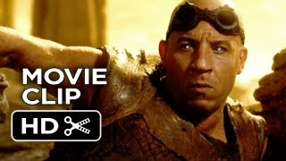 Riddick Movie CLIP - Ambush (2013) - Vin Diesel Sci-Fi Movie HD