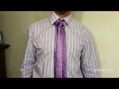 Cómo hacer un nudo de corbata Ediety | facilisimo.com