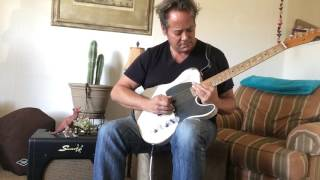 """""""Lullaby of The Leaves""""~Colin John~Esquire Guitar"""