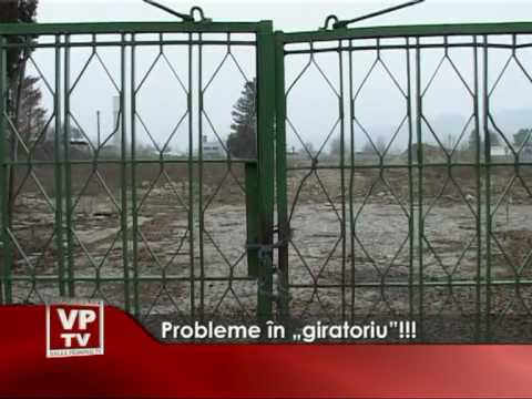 "Probleme în ""giratoriu""!!!"