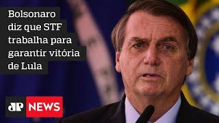 Bolsonaro já admite derrota de voto impresso na Câmara e fala em não disputar reeleição