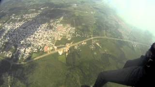 preview picture of video 'Salto en Aeroclub de Canelones'