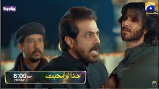 Khuda Aur Muhabbat Mega Episode 28 & 29 Teaser Promo Review Har Pal Geo Drama -Khuda Aur Muhabbat Ep