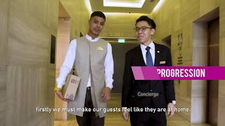 A Day in the Hotel Industry