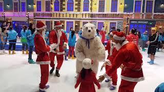 Gấu Happy Polar Dance Giáng Sinh