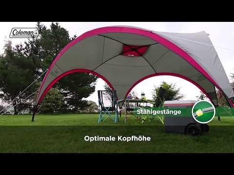 Coleman® Shades of Rock Shelter 4.5 x 4.5 - Festival Pavillon