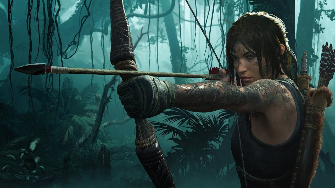 Video SHADOW OF THE TOMB RAIDER - STANDARD EDITION [PS4]