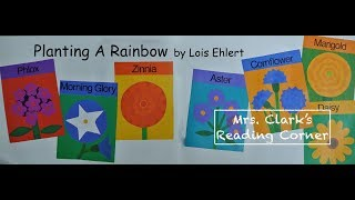 Planting a Rainbow - Read Aloud w/ Music
