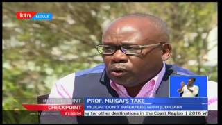Check Point: Attorney General Githu Muigai's genesis and fight for the 2/3rd's gender rule bill