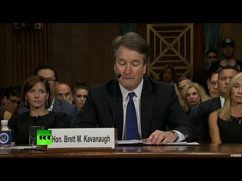 Tears, beers & anger: Kavanaugh testimony highlights