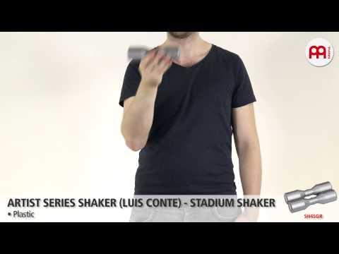 MEINL SH45GR Artis Luis Conte Shaker