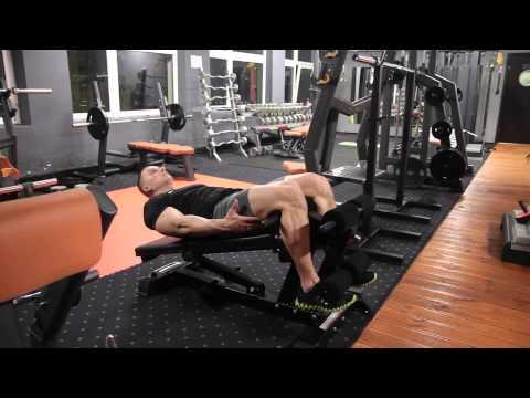 Ćwiczenia na mięśnie ciała filmów