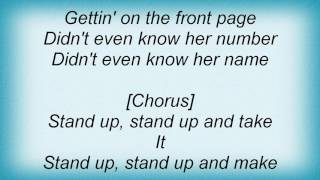 Ac Dc - Stand Up Lyrics