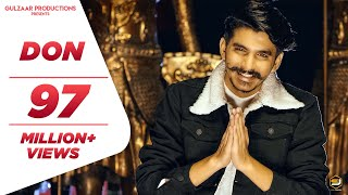 GULZAAR CHHANIWALA - DON (Full Video) | Latest Haryanvi Songs 2020 - Download this Video in MP3, M4A, WEBM, MP4, 3GP
