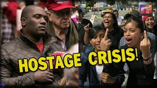 HOSTAGE CRISIS! US Citizens sacrificed as Sick Dems do UNTHINKABLE for ILLEGALS #SchumerShutdown