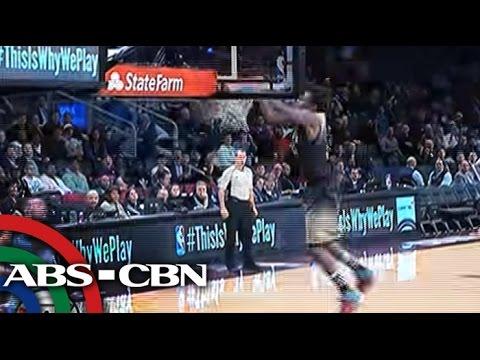TV Patrol: Kobe, pinarangalan sa NBA All Star weekend