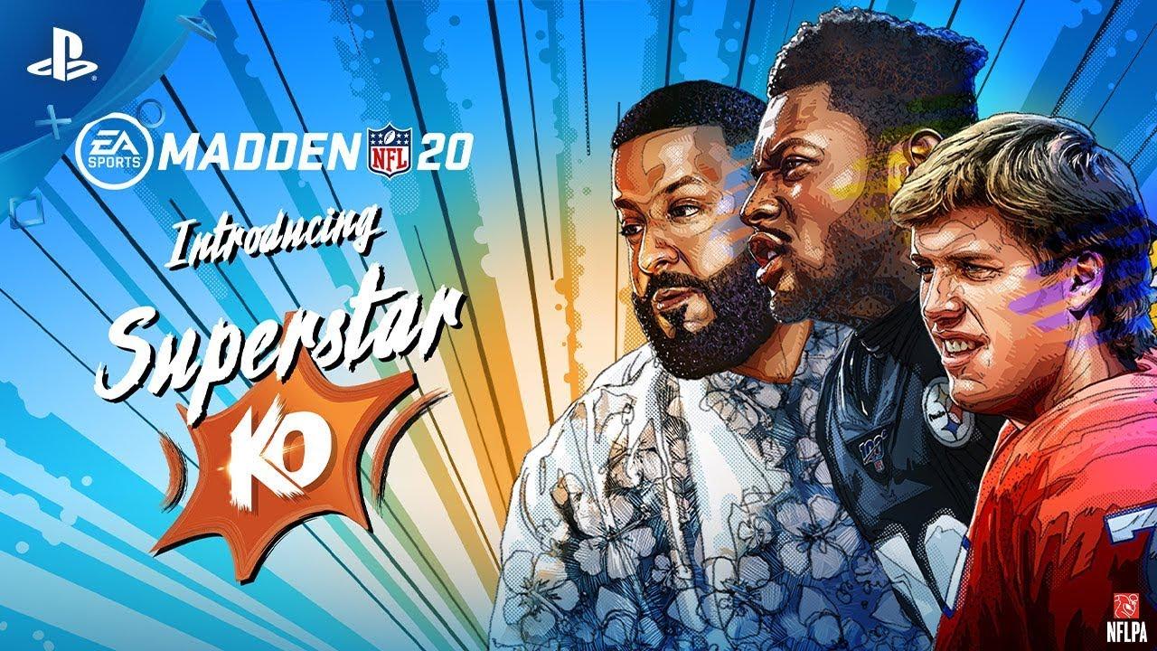 Feel Like an NFL Superstar in Madden NFL 20's Superstar KO Mode