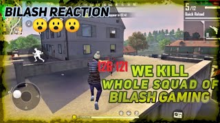 Bilash Gaming is in My Rank Match Free Fire | Best Close Range Fight | Bilash Gaming Vs Gyan Gaming