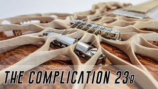 Making a CRAZY Custom Guitar - the Most Complex electric Guitar Ever? Super Edit pt 2