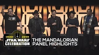 'Star Wars Celebration' The Mandalorian Panel Highlights