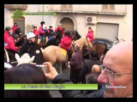 San Martino in P. - La Festa di San Biagio - 01 - 1078