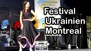 The Ukrainian Festival of Montreal - September 9, 2017