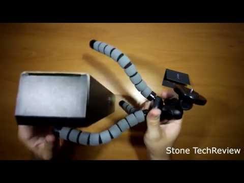 Unboxing CSL - flexibles Kamerastativ Universal Dreibeinstativ Tripod Stativ