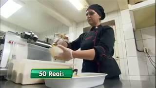 Comprar marmitex ou cozinhar em casa? - Entrevista para TV Record