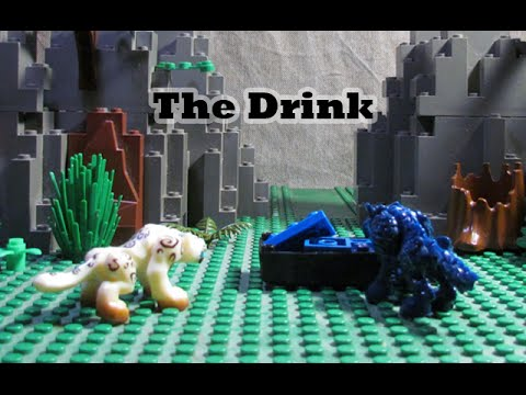 The Drink - Stop Motion