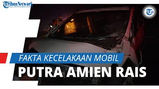 Ditabrak dari Belakang, Berikut Fakta-fakta Kecelakaan Putra Amien Rais di Tol Cipali