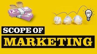 Scope of Marketing | Career Opportunities in Marketing Management