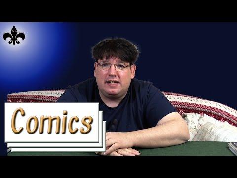 2x Comic Top 3 2016 (Superhelden / und Franko-Belgier + Graphic Novels)