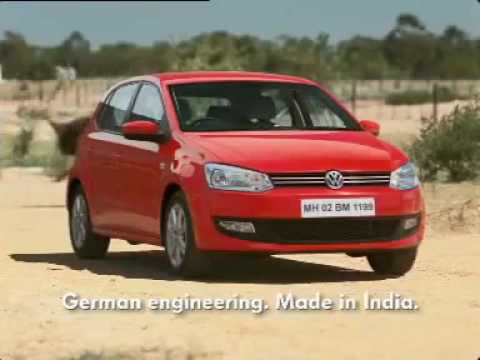 Volkswagen Polo: Get the best Ground Clearance