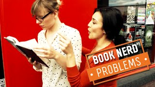 Book Nerd Problems | Reading In Peace