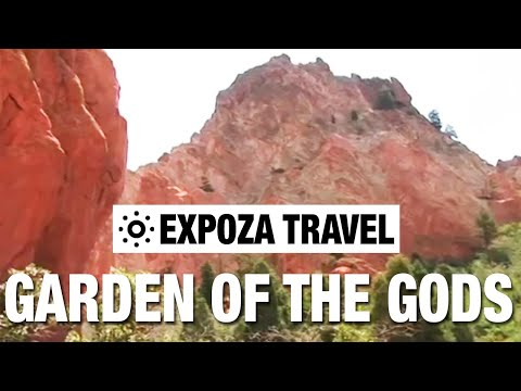 Garden of the Gods (USA) Vacation Travel Video Guide