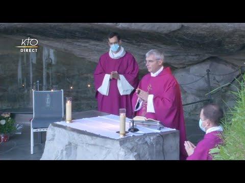 Messe de 10h à Lourdes du 19 février 2021