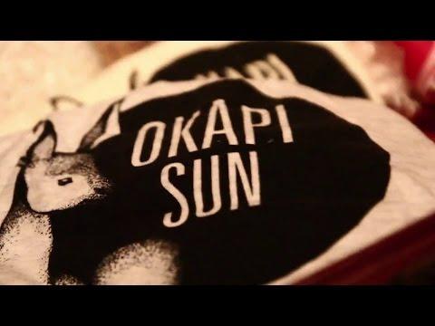 Okapi Sun Music Video 1:18sec