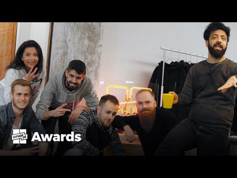 Die besten Newcomer, Live-Acts & Upcoming 2017 – Hiphop.de Awards presented by Ultimate Ears