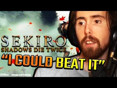 Asmongold Says He Could Beat Sekiro If He Wanted To... Possible Kapp?