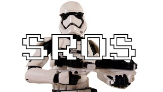 SRoS - Bandai S.H.Figuarts Star Wars VII the Force Awakens First Order Stormtrooper
