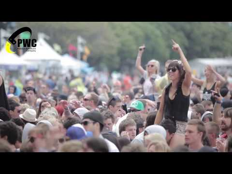 Festival Wristband - Event Wristband Video | PWC Wristband Company