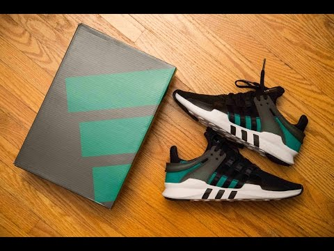 Adidas EQT Support ADV 91-16 (Equipment Support Advanced) Review and On Feet
