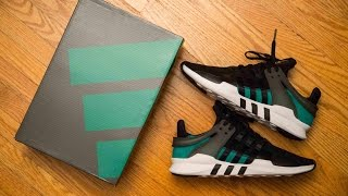premium selection fef5e deac9 ... amazon adidas eqt support adv 91 16 equipment support advanced review  and on feet 00224 cf45a