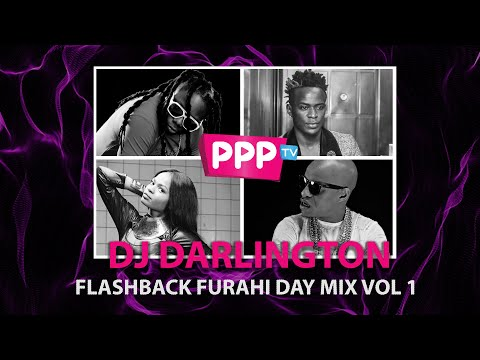 DJ DARLINGTON : TERRIFIC TUESDAY MIX VOL 2 : PPP TV KENYA